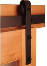 Barncraft By Glasscraft Double Z Two Panel Barn Door