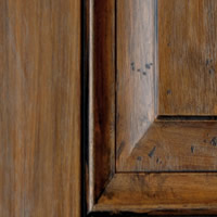 Reclaimed Mahogany - Gunstock