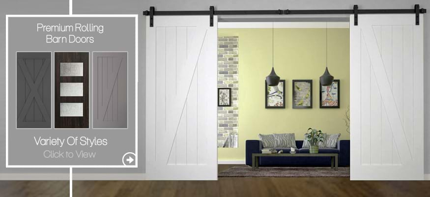 Contemporary Barn Doors