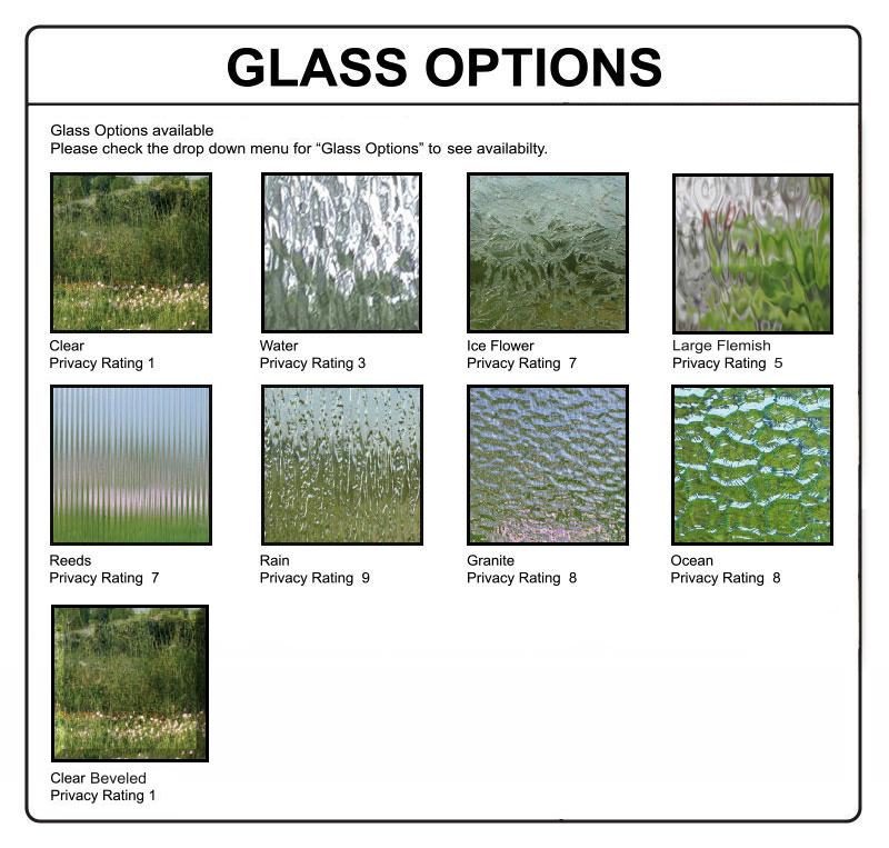 Glasscraft Tdl Mah 8 Lite 80 2 Pair Of 96 Quot Tall 8 Lite