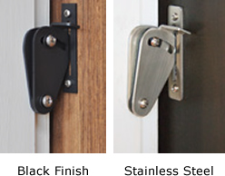 Barn Door Privacy Lock