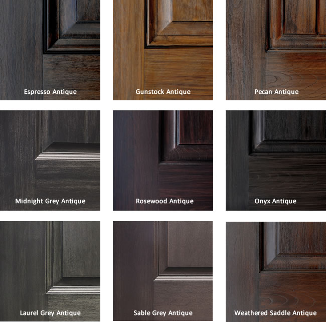 Artisan Antique Finishes