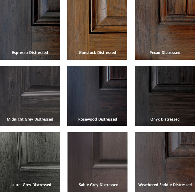 Artisan Distress Finishes