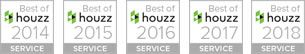 Best Of Houzz 2014-2018