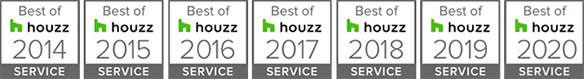 Best Of Houzz 2014-2020