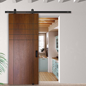 Model: Birch Fleetwood Barn Door