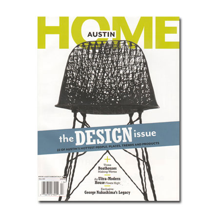 Austin Home Magazine, Fall 2011
