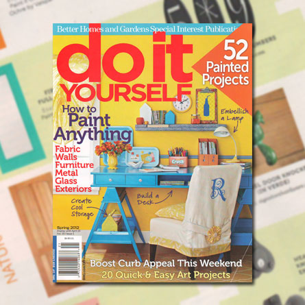 do it yourself Magazine, Spring 2012